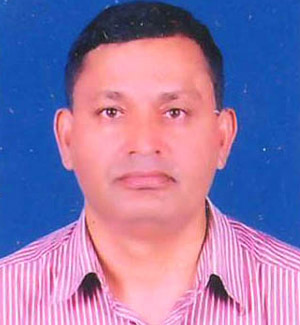 Mr. Shalikram Paudel